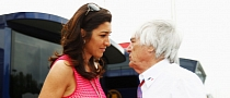 Bernie Ecclestone Proposes to Fabiana Flosi, to Get Married Soon