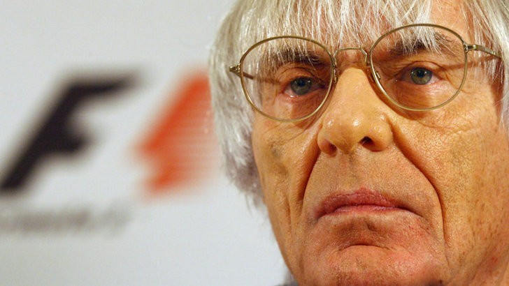Bernie Ecclestone Says 'Schumacher Should Not Have Returned'