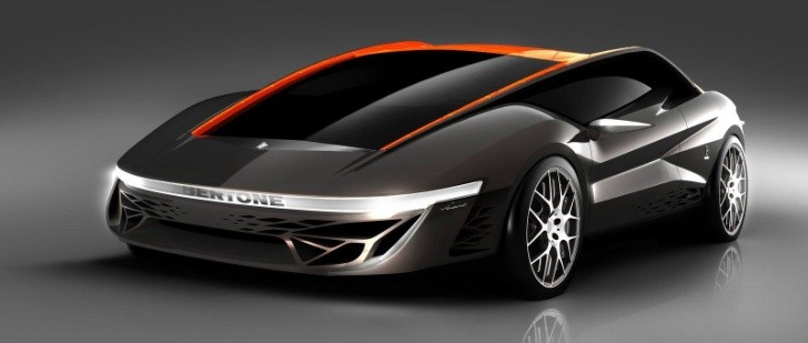 Bertone Reveals Nuccio Concept ahead of Geneva