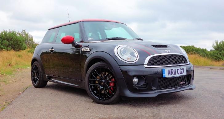 Best-Specced MINI Cooper Ready for British Car Auction ...
