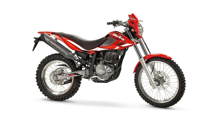 Beta Alp 4.0, No Frills, Only Pure Dual-Sport Fun