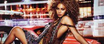 Beyonce Escapes Crash