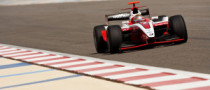 Bianchi Takes Maiden GP2 Pole Position, in Bahrain