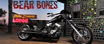 Big Bear Choppers Bear Bones, Stretched Chopper Extravaganza [Photo Gallery]