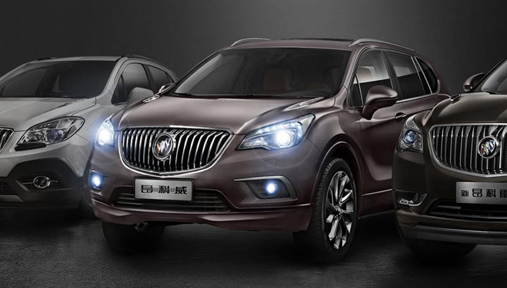 2018 Buick Envision Redesign And Price >> Big Changes Planned for Next-Gen Buick Lineup - autoevolution