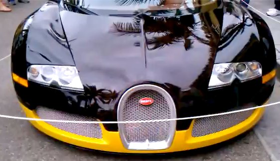 bijan 39 s bugatti veyron vandalized in broad daylight autoevolution. Black Bedroom Furniture Sets. Home Design Ideas