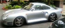 Bill Gates' Porsche 959 Spotted in Bellevue