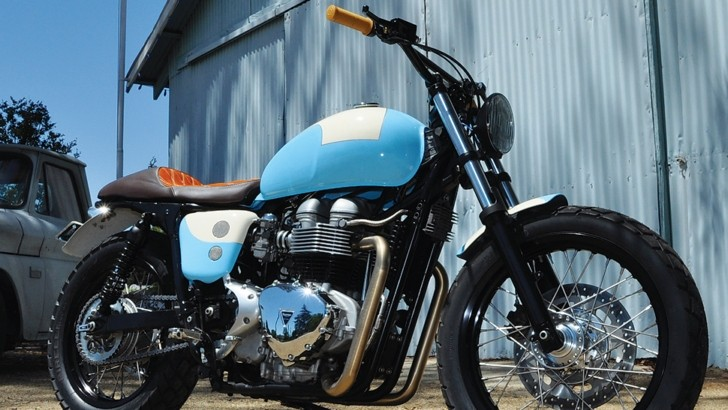 Biltwell's New Triumph Bonneville Looks Like a Million Bucks [Photo Bucket]
