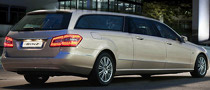 Binz Stretches the Mercedes E-Klasse Estate
