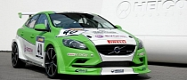 Biodiesel Race Car by Heico Previews Volvo V40 Mods