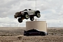 BJ Baldwin Jumps a Nissan GT-R in His 850 HP Monster Trophy Truck [Video]