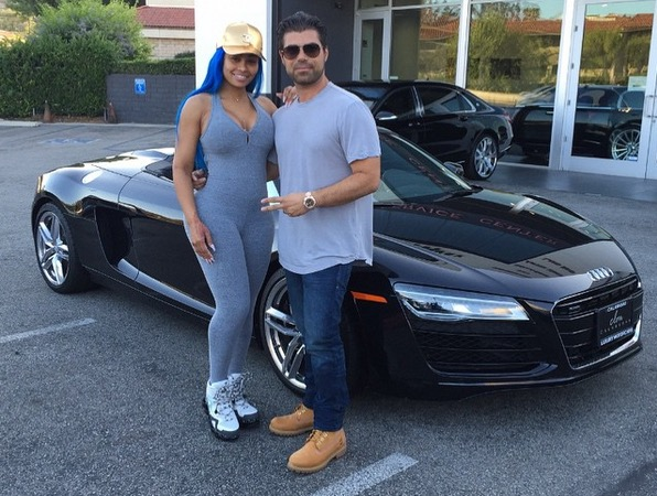 Blac Chyna Buys New Audi R8 Getting Back At Kylie Jenner