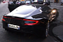 Black Aston Martin One-77 On the Road [Video]