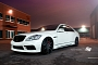Black Bison Mercedes S63 AMG Project Amadeus [Photo Gallery]