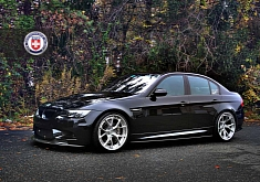 Black BMW E90 M3 on HREs Is Simply Beautiful [Photo Gallery]