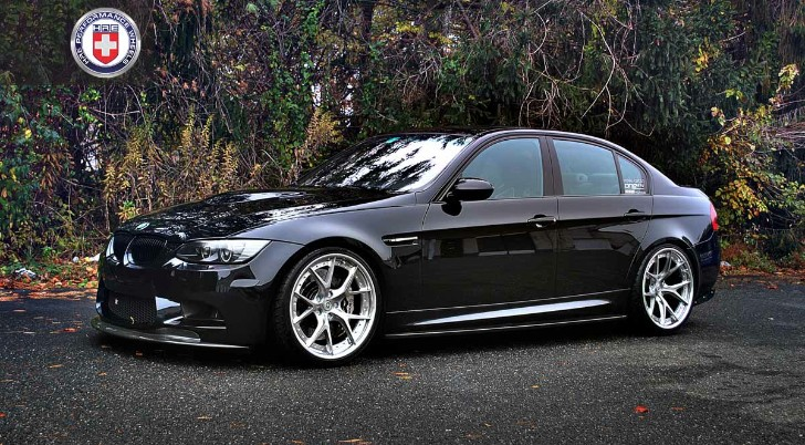 Bmw E90 m3 Stance Black Bmw E90 m3 on Hres is
