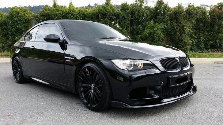 Black on Black Kelleners Sport M3 Looks Brilliant [Photo Gallery]