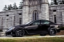 Black on Black Lexus IS F Looks Awesome [Photo Gallery]