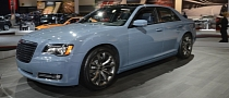 """Blacked Out"" 2014 Chrysler 300S Brings Luxury to Los Angeles [Live Photos]"