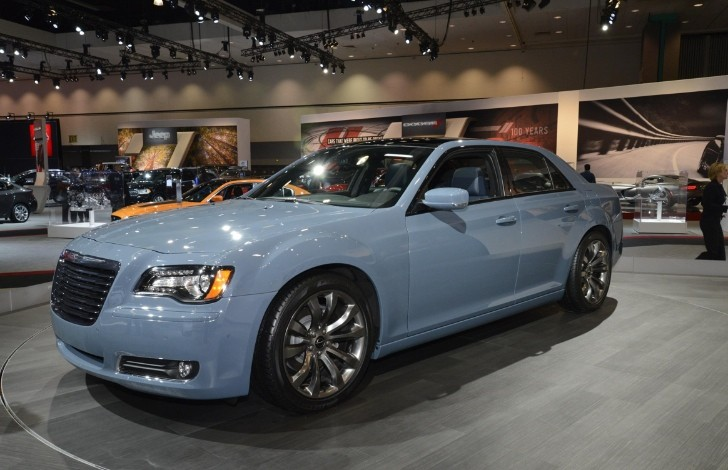 """""""Blacked Out"""" 2014 Chrysler 300S Brings Luxury to Los ..."""