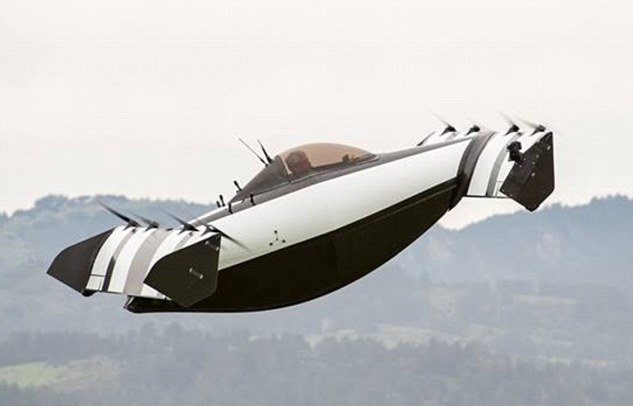 Blackfly Flying Car is All-Electric, Autonomous, Awesome