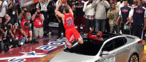 Blake Griffin to Donate Optima He Dunked Over [Video]