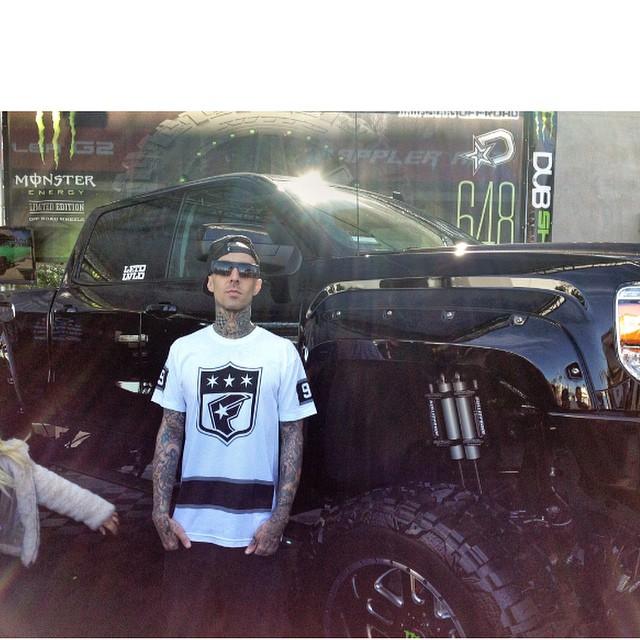 Blink-182's Travis Barker Buys GMC Sierra 2500 Denali ...