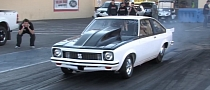 Blown Holden Torana Runs 7-Second Quarter Mile [Video]