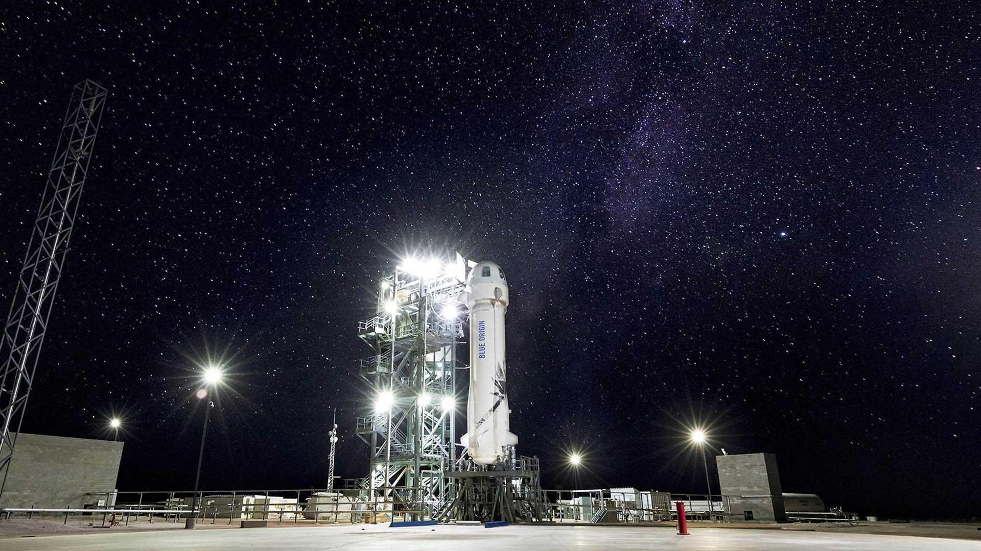 Blue Origin will launch nine NASA-sponsored tech payloads on Tuesday