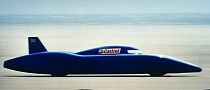Bluebird Electric to Take On UK Land Speed Record in August