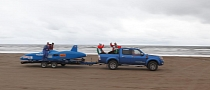 Bluebird Land Speed Record Supported by the Ford Ranger