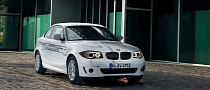 BMW 1-Series ActiveE Recalled