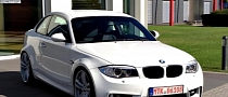 BMW 1-Series Coupe Gets V10 Powerplant from E60 M5