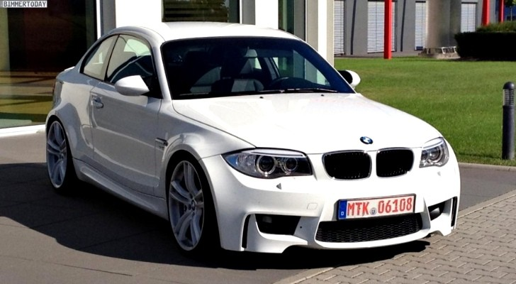 Bmw 1 Series Coupe Gets V10 Powerplant From E60 M5