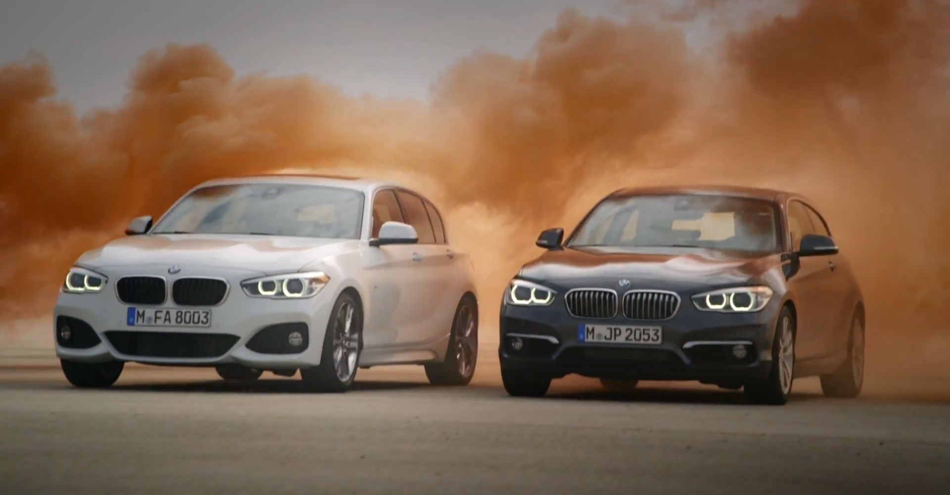 BMW 1 Series Facelift Launch Film Shows an Active Lifestyle for