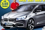 BMW 1-Series GT / Active Sports Tourer Revealed