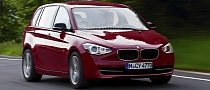 BMW 1-Series GT Rendering
