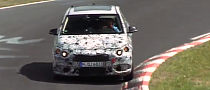 BMW 1 Series GT Undergoes Testing at the Nurburgring [Video]