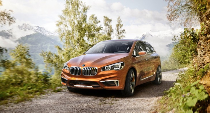 BMW 1 Series GT Will Actually Be Called 2 Series Active Tourer - Report