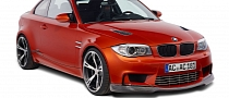 BMW 1-Series M Coupe by AC Schnitzer Unveiled [Photo Gallery]