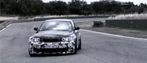 BMW 1 Series M Coupe Officially Revealed in Teaser Video