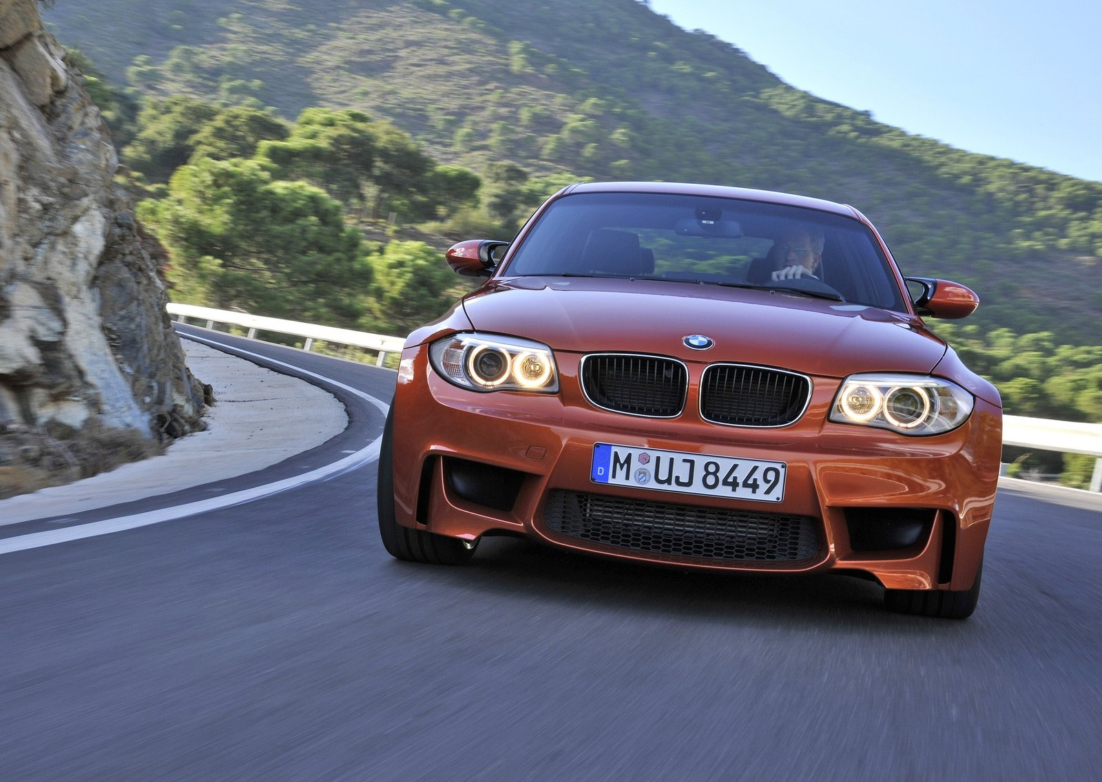 Bmw 1 Series M Coupe To Pace Races At Rolex 24 In Daytona Modified 740li