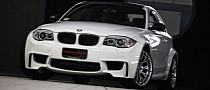 BMW 1-Series M Coupe Tuned by Romeo Ferraris [Video]