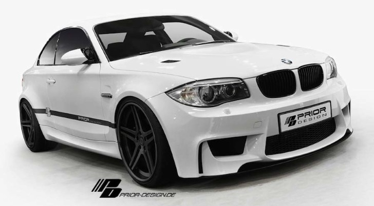 BMW 1-Series M Coupe Visual Kit by Prior Design