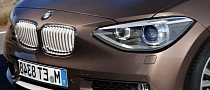 BMW 1-Series Notchback Sedan Coming in 2016 With FWD