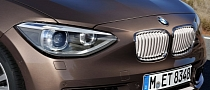 BMW 1-Series Sedan Coming!