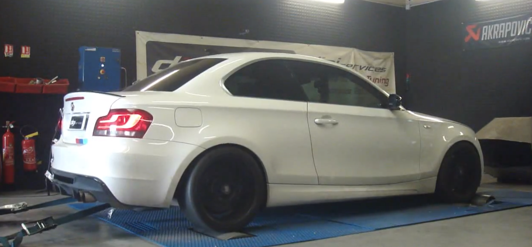 BMW I Goes Up To HP Thanks To A Stage Tune Seems - 135i bmw