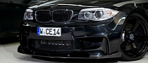 BMW 1M Coupe Becomes Manhart MH1 S-Biturbo