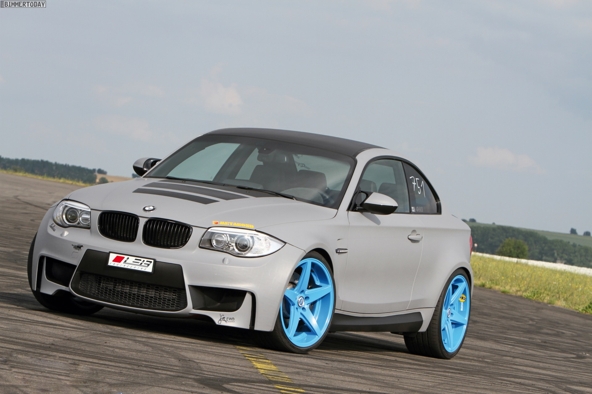 bmw 1m coupe by leib engineering autoevolution. Black Bedroom Furniture Sets. Home Design Ideas