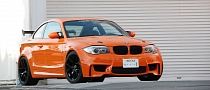 BMW 1M Coupe by Studie AG Japan [Photo Gallery]